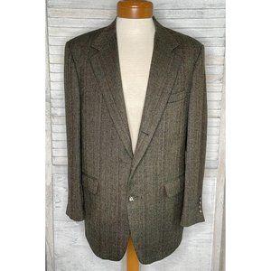 Men's Tweed Blazer by Hugh Austin's